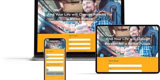 trucking academy website