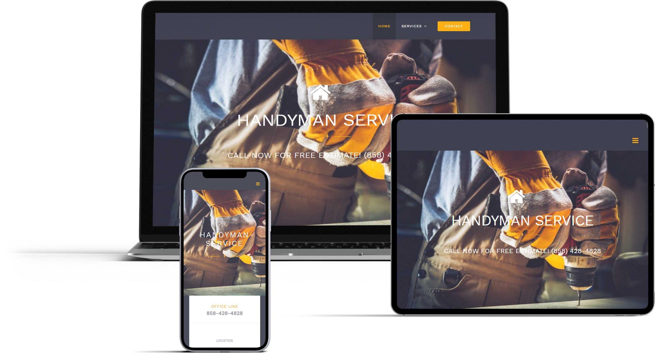 handyman website